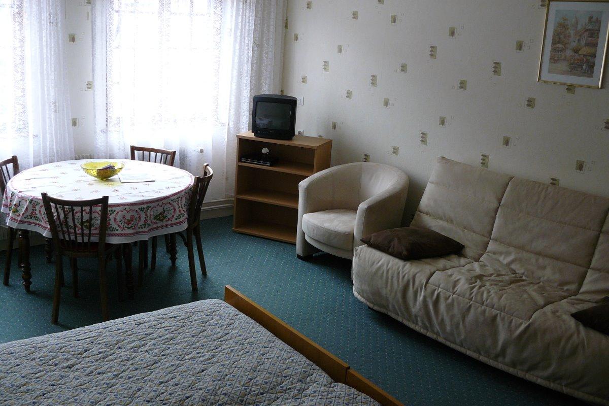 Une grande chambre... - Location de vacances - Kaysersberg