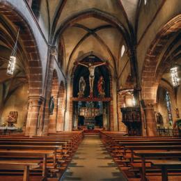 Eglise de Kaysersberg - Location de vacances - Kaysersberg