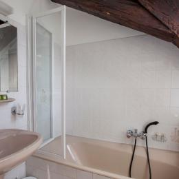 SALLE DE BAIN - Location de vacances - Orbey