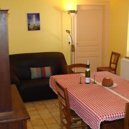 salle à manger - Location de vacances - Orbey