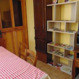 cuisine - Location de vacances - Orbey