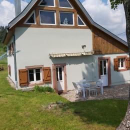 la maison - Location de vacances - Labaroche