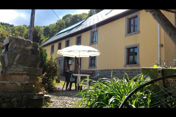 Cuisine tout équipée - Location de vacances - Orbey