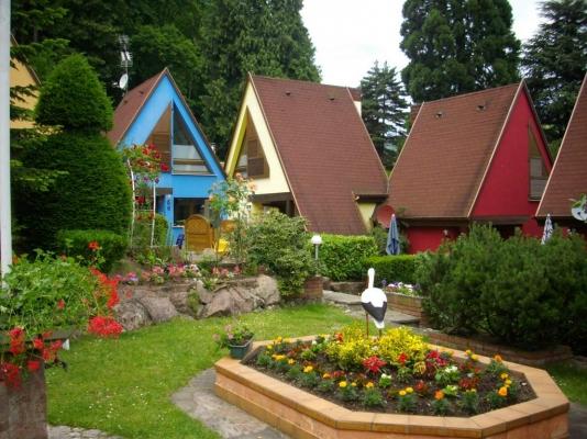 Pavillon Muscat - Location de vacances - Kaysersberg