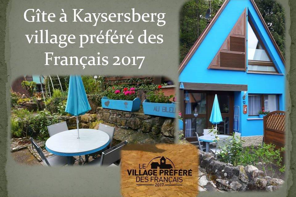 GITE AU BLEUET A KAYSERSBERG - Location de vacances - Kaysersberg
