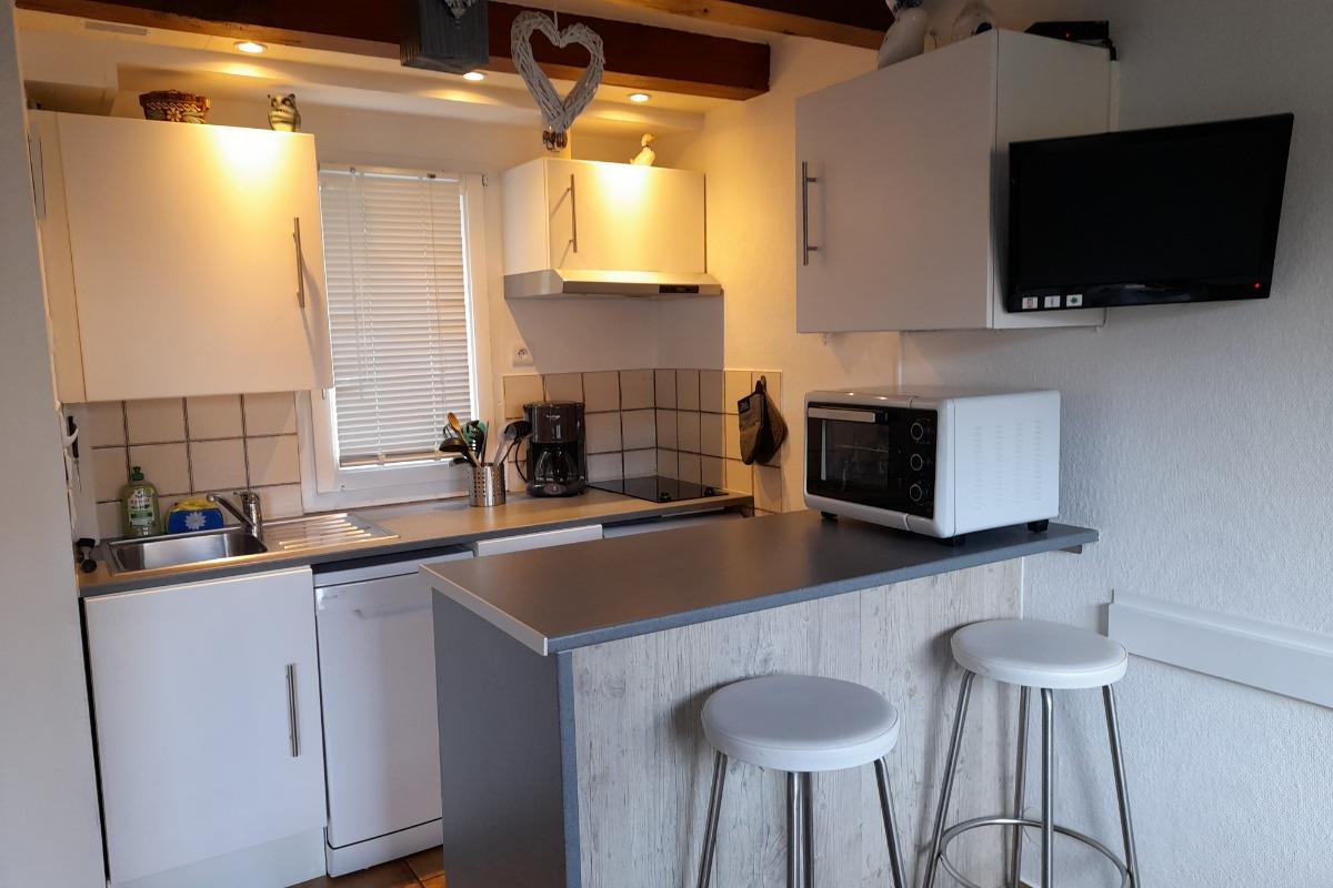 En hiver - Location de vacances - Kaysersberg