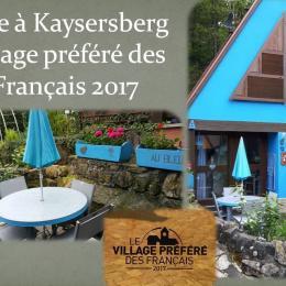 En été - Location de vacances - Kaysersberg