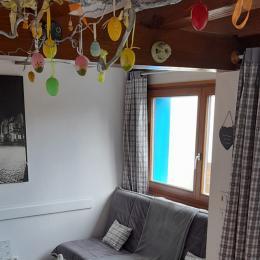 Le jardin en été - Location de vacances - Kaysersberg