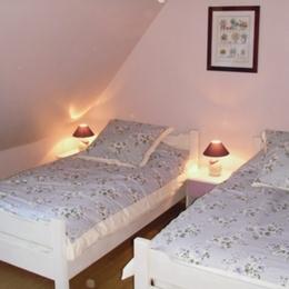 chambre 2 - Location de vacances - Orbey