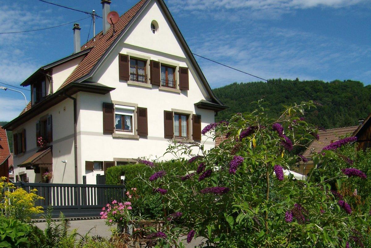 MAISON INDIVIDUELLE AU SCHNEIGET - Location de vacances - Stosswihr