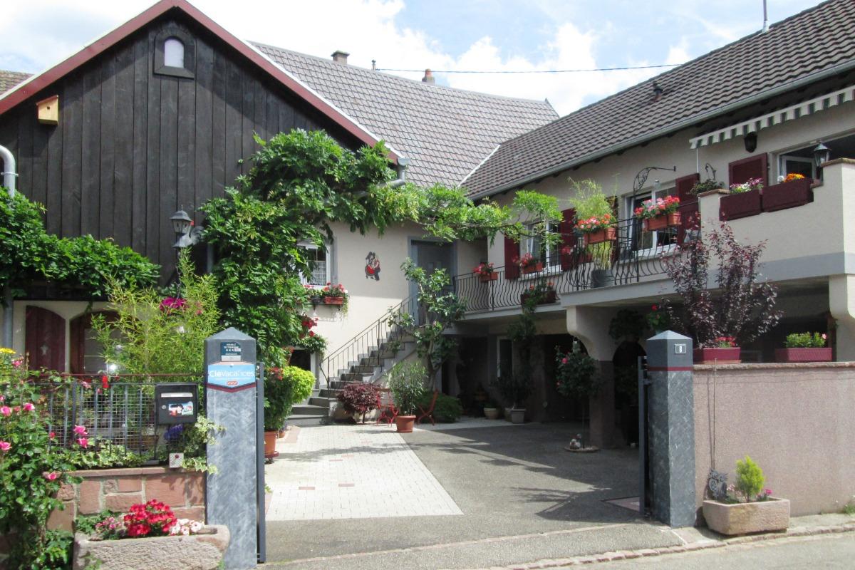 VUE  D' ENSEMBLE - Location de vacances - Orschwihr
