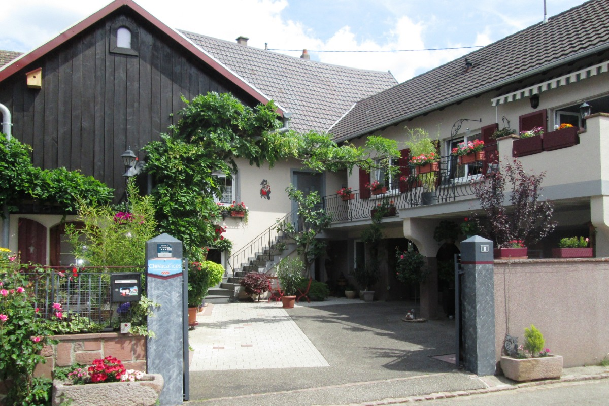 SALON TV -HIFI -LECTEUR CD - Location de vacances - Orschwihr