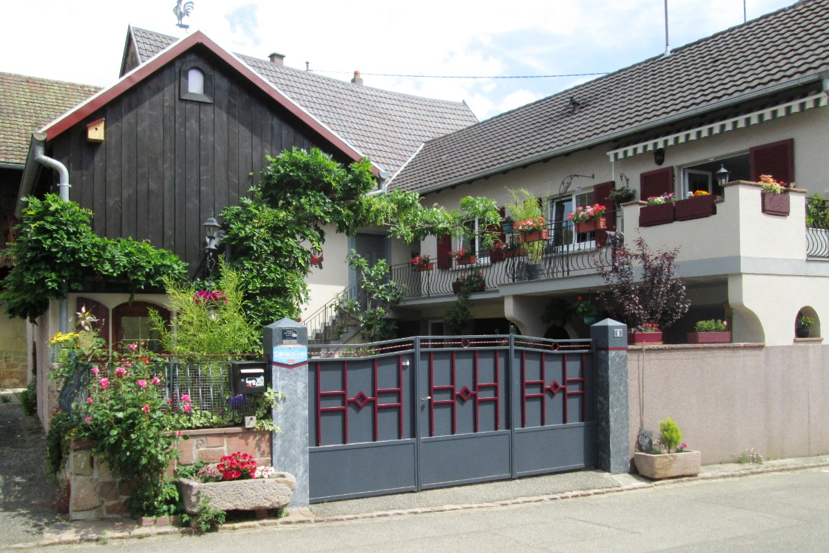 COIN REPAS / CUISINE - Location de vacances - Orschwihr