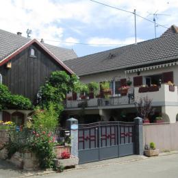 BIENVENUE DANS LE GÎTE - Location de vacances - Orschwihr