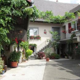 COIN   BISTRO  - Location de vacances - Orschwihr