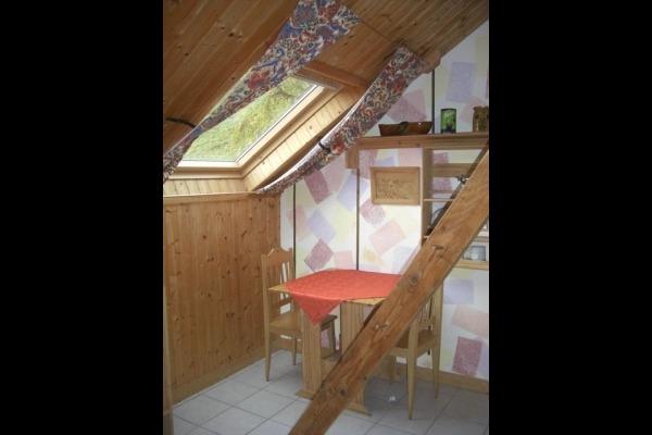 coin repas - Chambre d'hôtes - Linthal