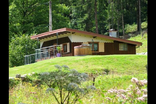Gite de la Cascade vue extérieure - Location de vacances - Storckensohn