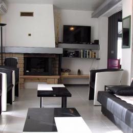 Chambre double avec salle d'eau - Location de vacances - Saint-Amarin