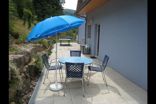 chambre à coucher - Location de vacances - Goldbach-Altenbach