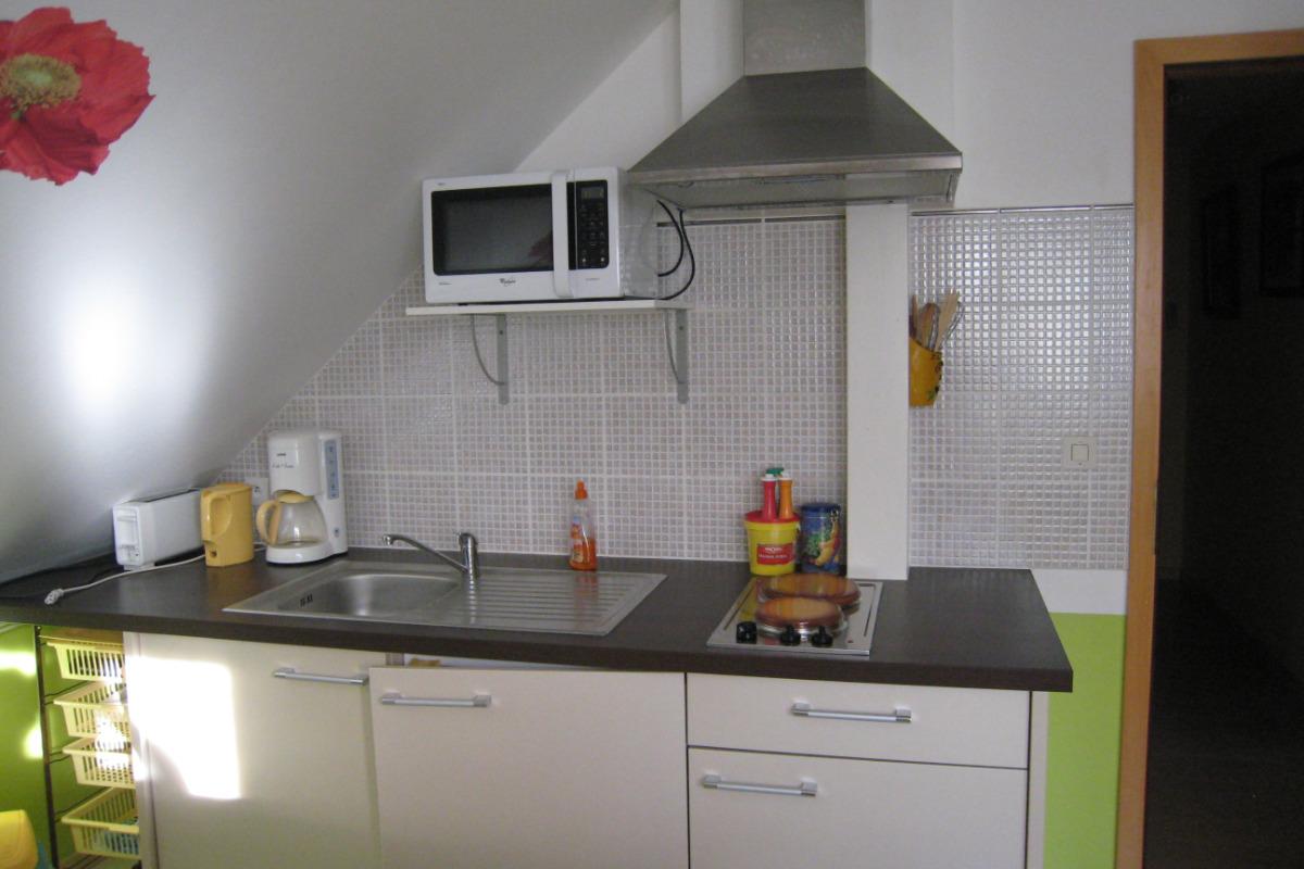 salle d'eau - Location de vacances - Goldbach-Altenbach