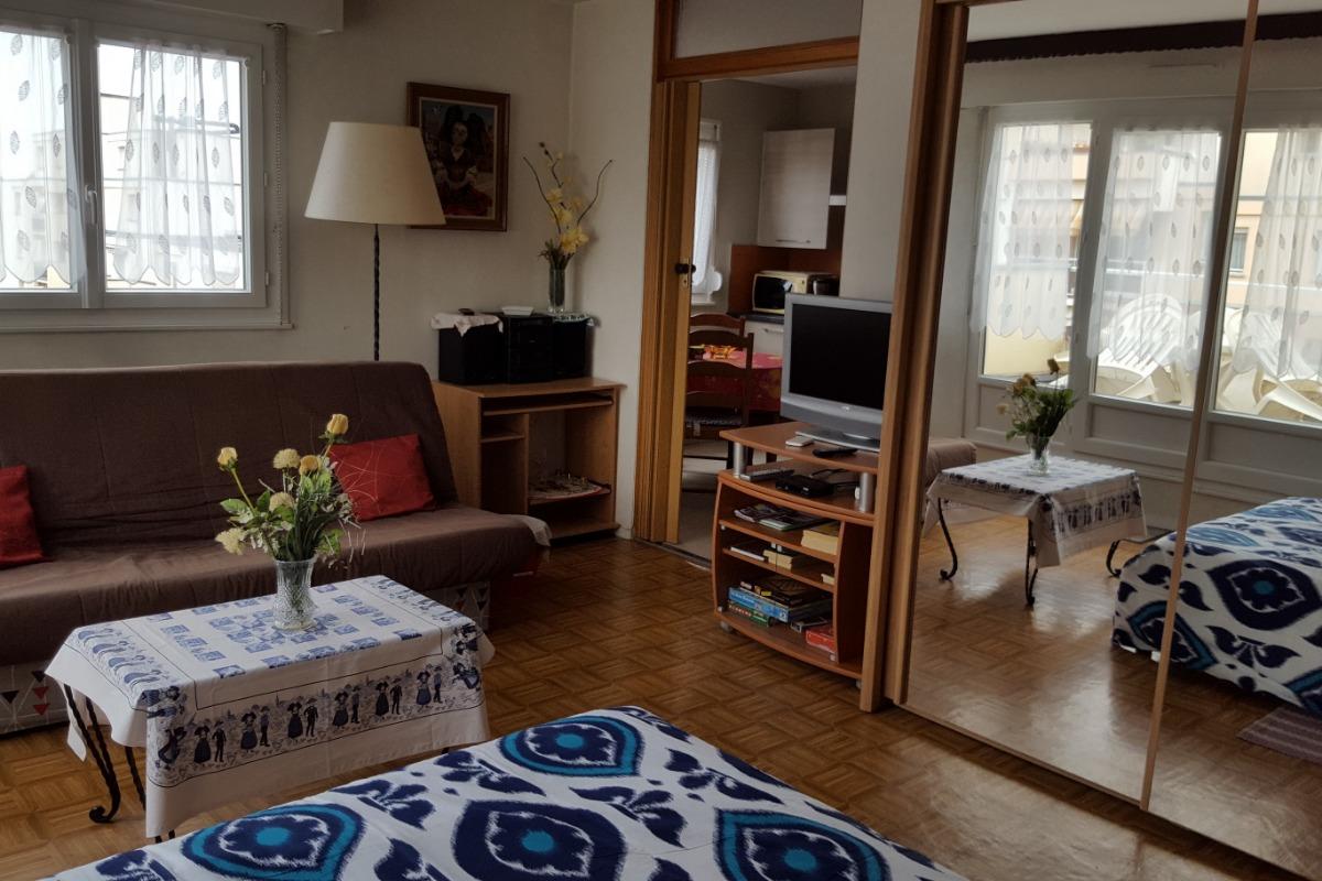 chambre - Location de vacances - Colmar