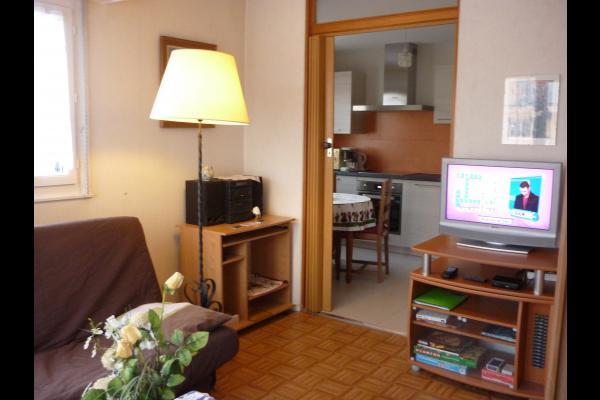 chambre + cuisine - Location de vacances - Colmar