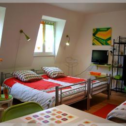Résidence sécurisée (gardien) Ascenceur - Location de vacances - Colmar