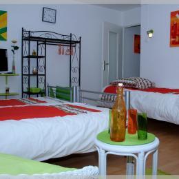 Télévision câblée + lecteur DVD - Location de vacances - Colmar