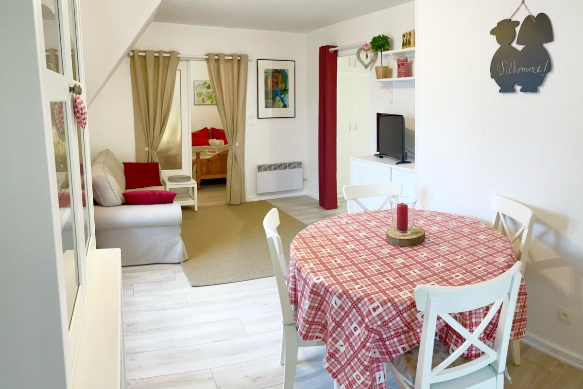 Chambre à coucher douillette - Location de vacances - Colmar