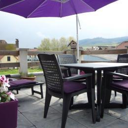 Loft spacieux et lumineux - Location de vacances - Wettolsheim
