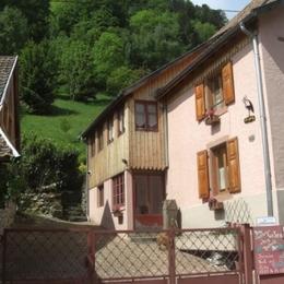 entrée principale - Chambre d'hôtes - Linthal