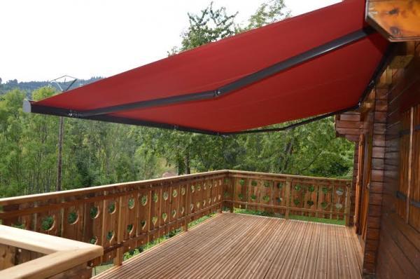 TERRASSE - Location de vacances - Bourbach-le-Haut
