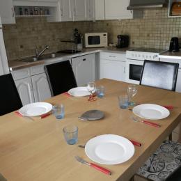 Plan de l'appartement - Location de vacances - Cernay