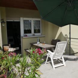 Salle de bain - Location de vacances - Cernay
