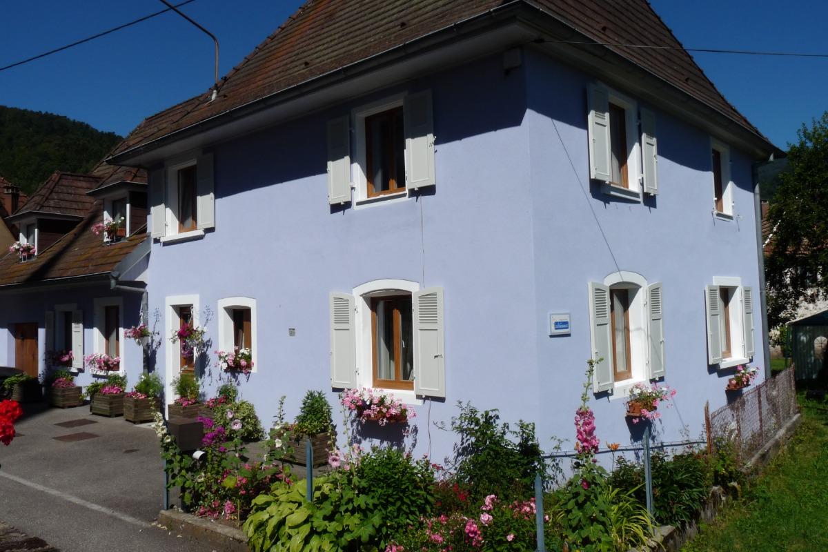 notre maison - Location de vacances - Sewen