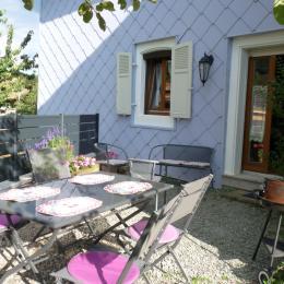 détente jardin - Location de vacances - Sewen