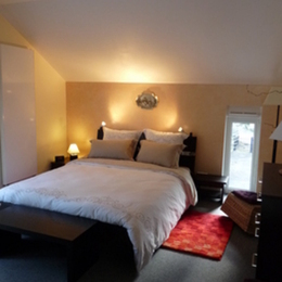 Chambre - Location de vacances - Heidwiller