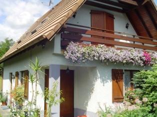 Entrée - Location de vacances - Kunheim