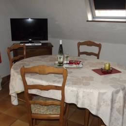 Cuisine - Location de vacances - Kunheim