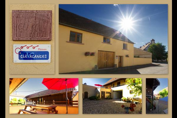 Coté rue - Location de vacances - Neuf-Brisach