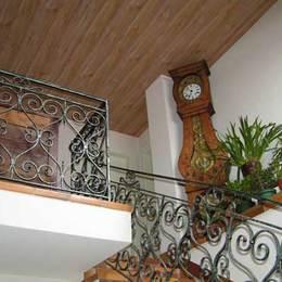 Chambre lit double - Location de vacances - Herrlisheim-près-Colmar
