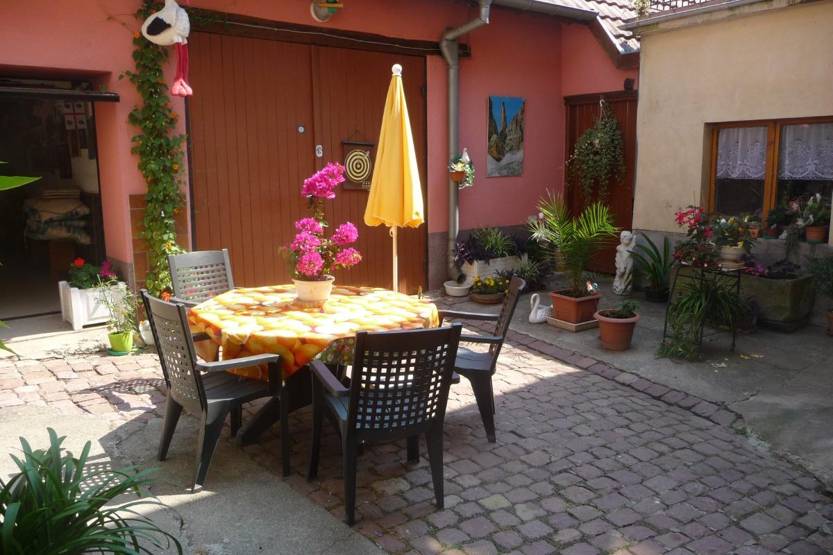- Location de vacances - Obermorschwihr