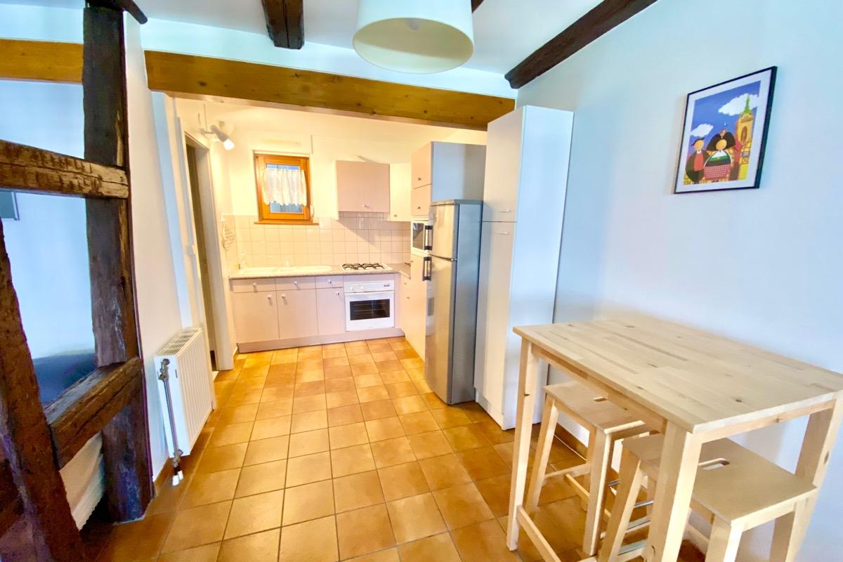 - Location de vacances - Wettolsheim