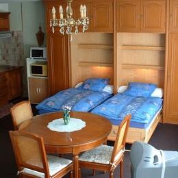 2 lits une personne escamotables - Location de vacances - Les Trois Epis