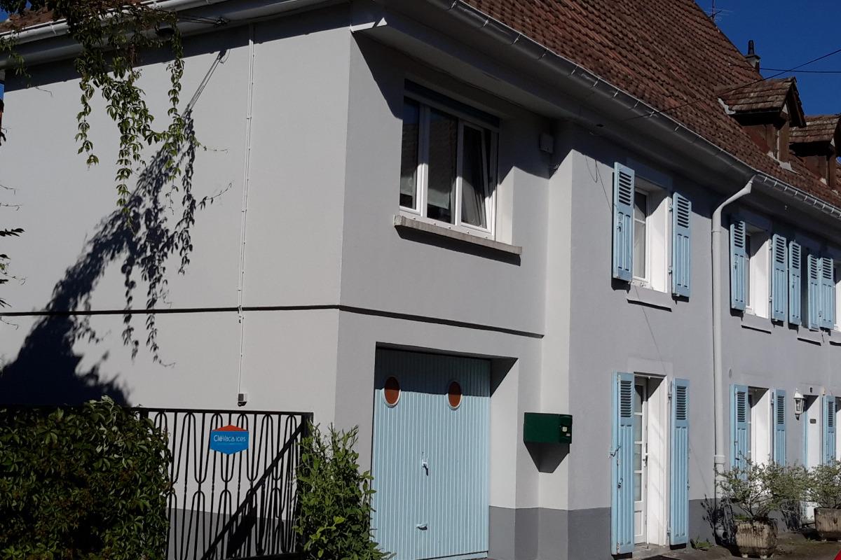 Le Relais Bleu - Location de vacances - Saint-Amarin