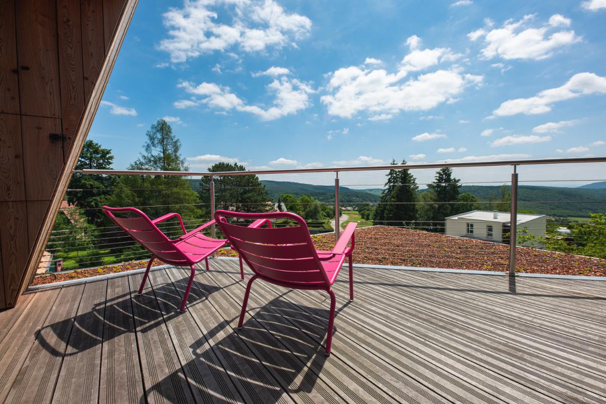 Terrasse Sud 3 - Location de vacances - Osenbach