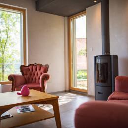 Chambre 3 - RDC  - Location de vacances - Osenbach