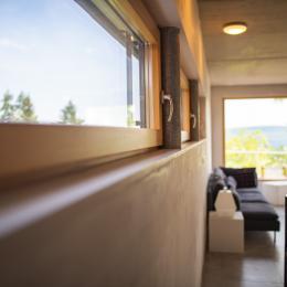 Salle de bain 1 - Location de vacances - Osenbach