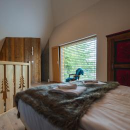 Le Holzberg et ses Suites - vue vers Zinnkoepflé - - Location de vacances - Osenbach