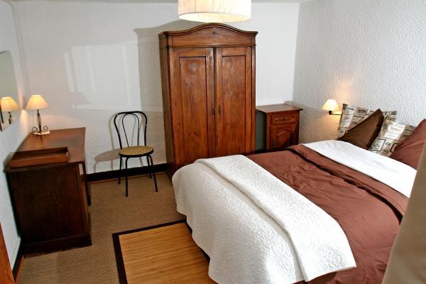 Chambre rez-de-chaussée - Location de vacances - Eguisheim